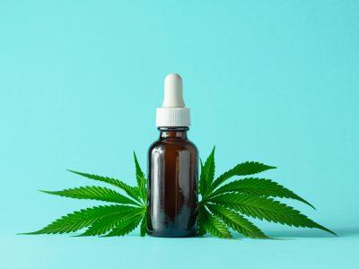 Online THC olie